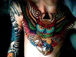 Owl Tattoos - 40 creative owl tattoos for