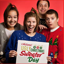 what is national ugly christmas sweater day