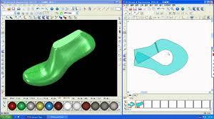 shoe design software 3d footwear patterns design software avi