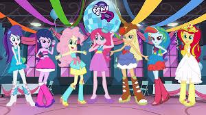 pony equestria girls mane 6 color swap mlp transforms