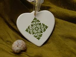 bridal favors porcelain ornaments diy