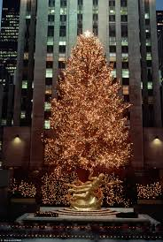 rockefeller center christmas tree has been a tradition for 82