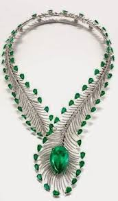 antique emerald necklace images The 96 best emerald necklace images jewelry jpg
