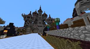 Castle Maps For Minecraft Ice Boat Madness