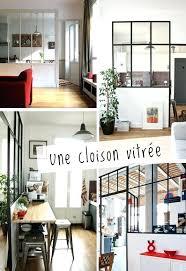 cloison vitree cuisine cloison vitree cuisine salon on aime le cotac atelier avec les