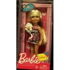 buy barbie sister chelsea doll pet kitty prices