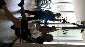 try this at home leg lifts with hyperextension on trx omar
