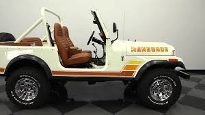renegade jeep cj7 243 tpa 1983 jeep cj 7 renegade youtube