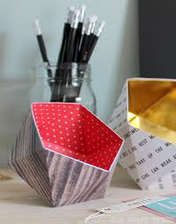 diy geometric bowls crafty pinterest crafts buses and videos