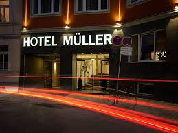 hotelmüller munich hotel information