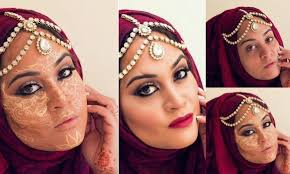 henna makeup henna contouring is the next gorgeous makeup trend you just