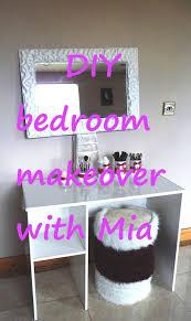 Diy Bedroom Makeovers - diy bedroom makeover for a teenage youtube