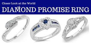 world wedding rings images A closer look at the world of diamond promise rings png