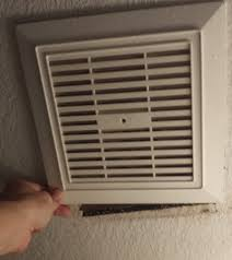 Replace Bathroom Fan How To Replace A Noisy Or Broken Bathroom Vent Exhaust Fan