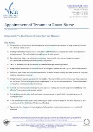 nurse educator job description letter of resignation format