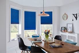 pleated window blinds with ultra one touch control appeal home