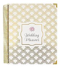 wedding day planner bloom daily planners undated wedding planner