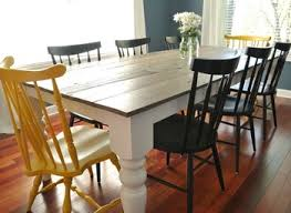How To Make A Dining Room Table How To Make A Diy Farmhouse Enchanting Making Dining Room Table