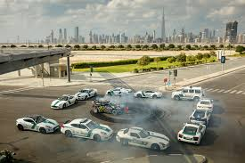 lexus cars price in dubai surrounded by 1 3m worth of police cars ken block stars in