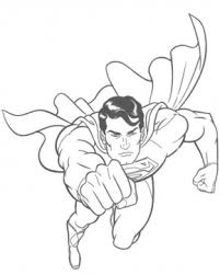 superman coloring pages u0026 coloring book