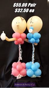 37 best baby shower balloons images on pinterest baby shower