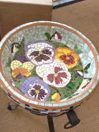 Mosaic Table L 299 Best Marvelous Mosaics Images On Pinterest Garden Deco