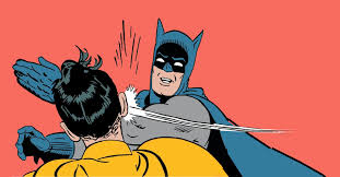 Batman And Robin Meme Maker - batman y robin meme generator imgflip