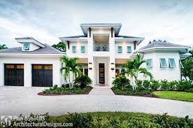 house with inlaw suite florida style house plans modern courtyard small florida style