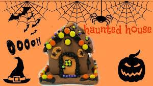 halloween treats gingerbread house skeleton cookie kit barbie