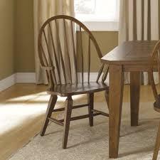 oak kitchen furniture oak kitchen dining chairs you ll wayfair