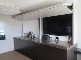 smart folding kitchen cupboard smartech door systems
