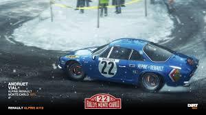 renault alpine renault alpine a110 monte carlo 1971 racedepartment