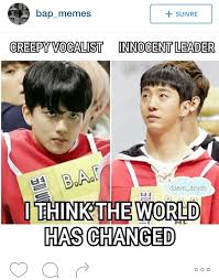 Bap Memes - 33 images about b a p memesue on we heart it see more about
