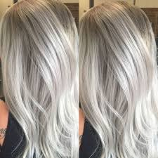 hilites for grey or white hair best 25 grey ash blonde ideas on pinterest ash blonde bob grey