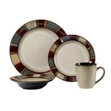 pfaltzgraff everyday nile dinnerware set 16 pc