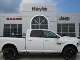 white dodge truck 2017 dodge ram 2500 laramie white truck for sale ardmore ok
