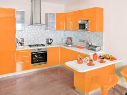 White Kitchen Cabinet Design Orange And White Kitchen Cabinets Design Ideas Kitchen Design