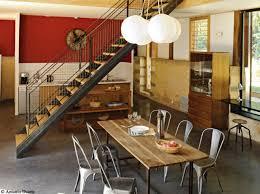 cuisine et salle a manger ide amnagement cuisine ouverte sur salon intrieur cuisine salon