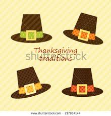 pilgrim hat stock images royalty free images vectors