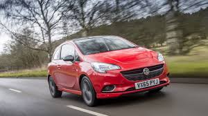 vauxhall corsa 2017 vauxhall corsa car deals with cheap finance buyacar