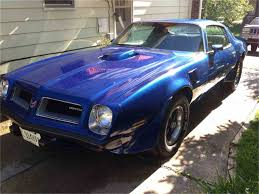 1974 pontiac firebird trans am for sale on classiccars com 17