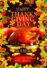 happy thanksgiving general discussion alora rsps the best
