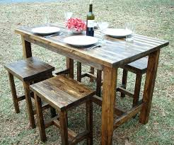 bar stools and bar tables diy bar stool plans pallet bar stools large size of bar height table