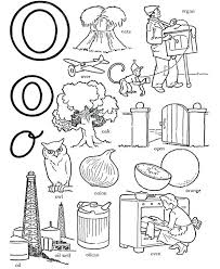 o coloring pages letter o coloring page letter o coloring pages
