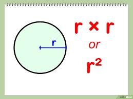 fläche kreis formel umfang und fläche eines kreises berechnen wikihow