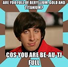 Big Bang Theory Meme - what are the best jokes memes comics about the big bang theory quora