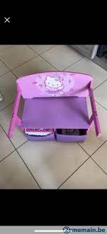 bureau enfant hello bureau enfant hello a vendre 2ememain be