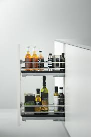 Arclinea Kitchen by Base Units With Accessories Pull Out Base Unit Kitchen