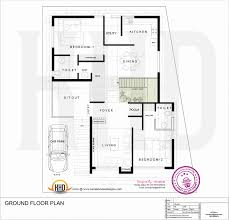 contemporary residence design indian house plans ground floor plan