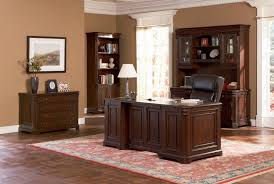 Solid Oak Office Furniture by Gorgeous Traditional Teak Home Office Furniture Which Is Completed